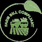 U.S. Farm Bill Compliant Hemp